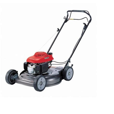 honda hrsska  cc  propelled lawn mower  side discharge vip outlet