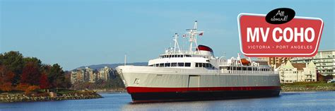 To Port Angeles Car Ferry by Ferry Sailing Schedule Black Ferry Line Daily