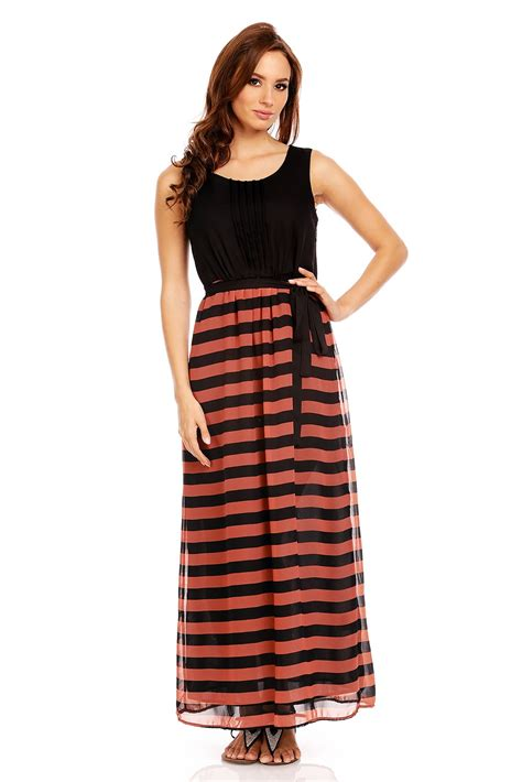 8 Sweet Summer Dresses For Day Or by Womens Striped Floral Evening Maxi Summer Day