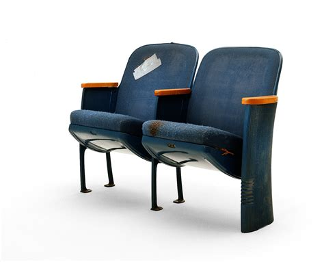 Theater Chair by Longo Schools 187 Theater Chair Restoration