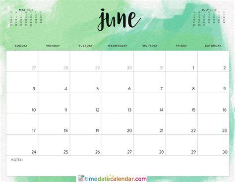 Canada Calendario 2018 June 2018 Calendar Canada Free Printable Templates