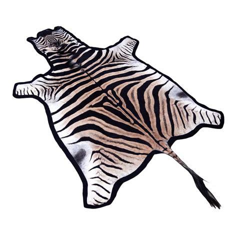 Cowhide Zebra Rug by Cowhide Zebra Print Rug Best Decor Things