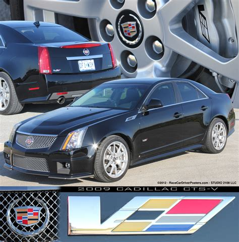 how it works cars 2009 cadillac cts electronic toll collection custom designed poster for 2009 cadillac cts v owner professional wordpress website design