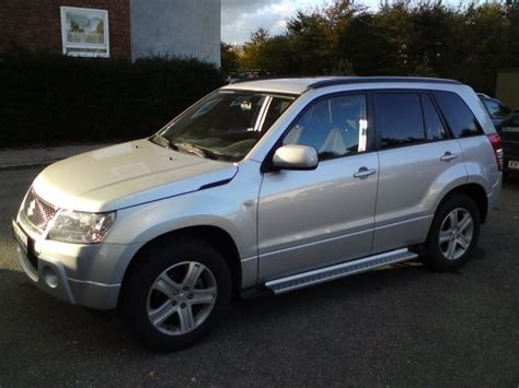 2007 suzuki grand vitara overview cargurus