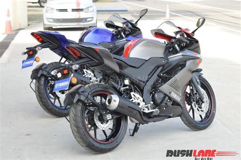 Leher Yamaha New R15 Vva V3 Stenlis new yamaha r15 v3 review chion sports bike 200cc