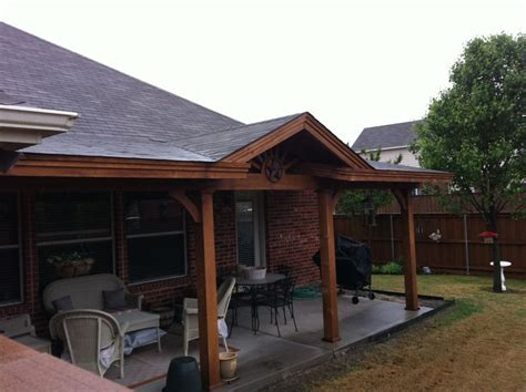 mini gable patio cover patio deck designs backyard