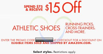 sports shoes coupon code 15 athletic shoes coupon code 7 30 jan 2015