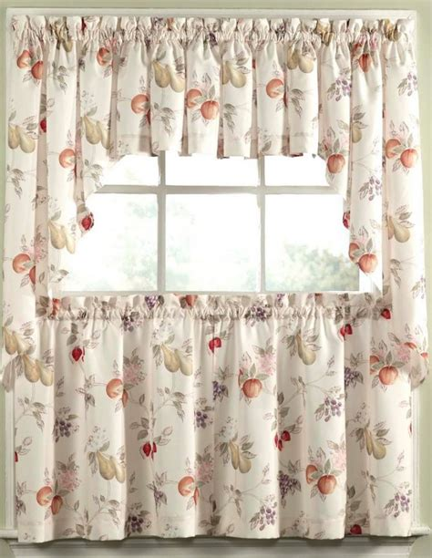 kitchen curtains fruit kitchen xcyyxh