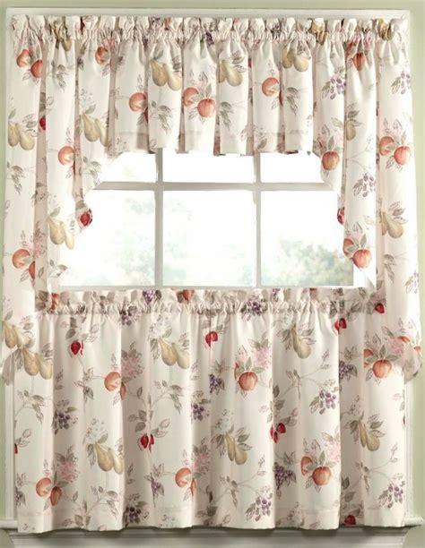 Fruit kitchen curtains     Kitchen ideas