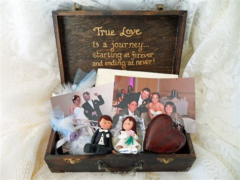a perfect wedding gift design a beautiful memory box