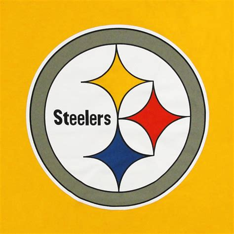 what are the steelers colors pin pittsburghsteelerslogo photo on