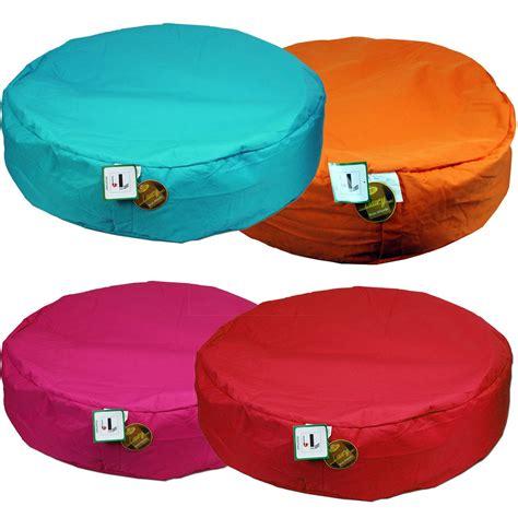 Garden round circle waterproof bean bag slab beanbag outdoor indoor seat cushion