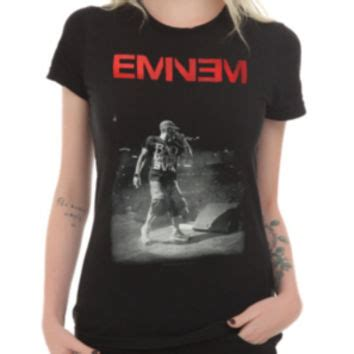 T Shirt Eminem 0 3 1 Years Product eminem live on stage t shirt