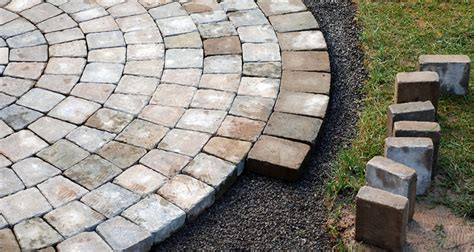 Interlocking Brick Patio Interlocking Brick Patios And Driveways Ottawa On Nepean On