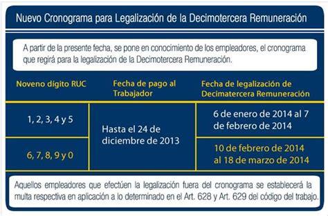 resolucion de pago decimo tercer sueldo 2015 en ecuador mrl decimo tercer sueldo 2015 newhairstylesformen2014 com