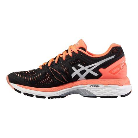 running shoes orange asics gel kayano 23 running shoes orange