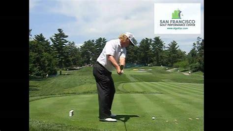 Charley Hoffman Hybrid Dl Slow Motion Golf Swing Youtube