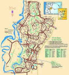 Map Of Sunriver Oregon by The Mt Bachelor Trip