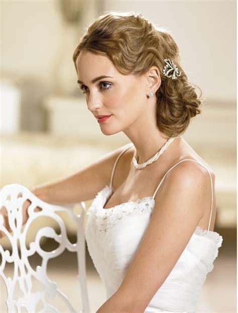 Modern Vintage Wedding Hairstyles by Wedding Hairstyles The Bridal Loft