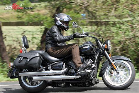 Kawasaki Classic by Test Kawasaki Vulcan 900 Classic Bike Review