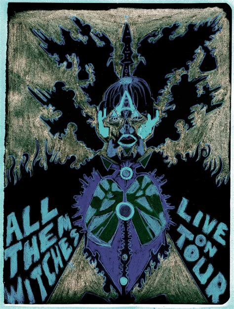 all them witches to record new live album on march 7