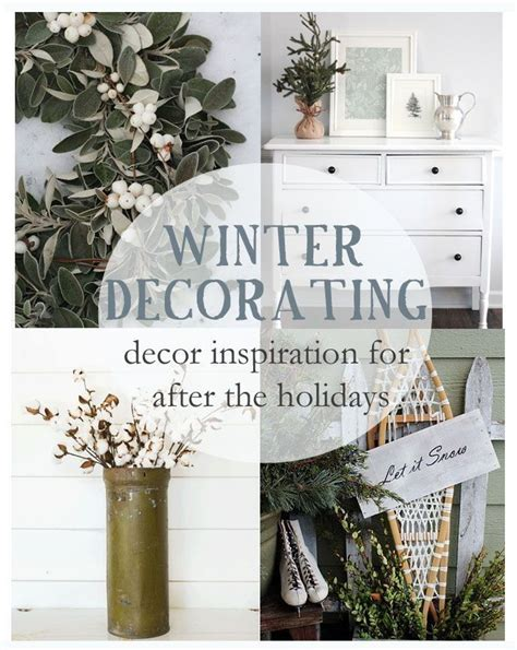 8 home decorating ideas to cure winter cabin fever vogue 38 best images about winter decorating ideas on pinterest