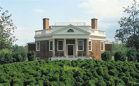 visit jefferson s summer home poplar forest