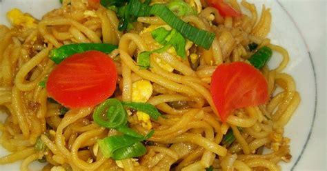 membuat mie goreng sehat resep mie goreng sehat oleh dina syamer syofia cookpad