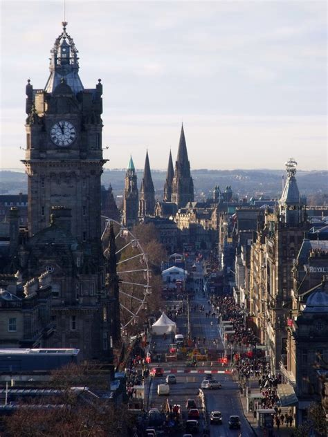 edinburgh a traveller s reader a traveller s companion books magic of scotland tour sedunia travel