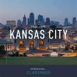 To Kansas City Classpass Comes To Kansas City Classpasskc The Hustle