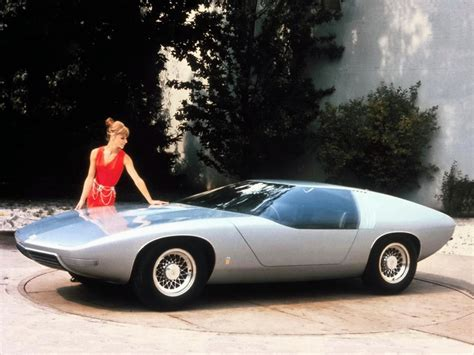 Opel Cd A Look At The 1969 Opel Cd Concept Ran When Parked
