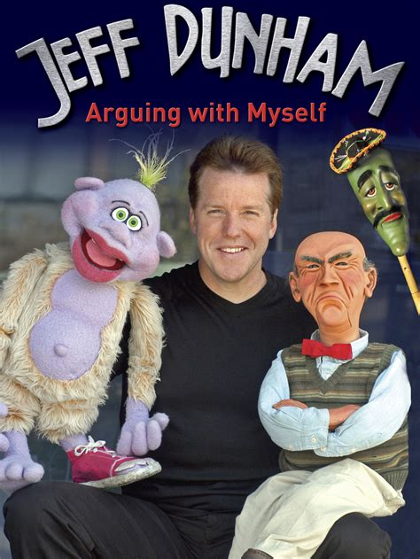 jeff dunham all by my selves jeff dunham arguing with myself tv show news