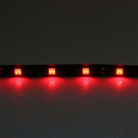 Lu Led Dc 12volt 30cm 30cm car waterproof 15 led light dc 12v underbody decor 5 colors ebay