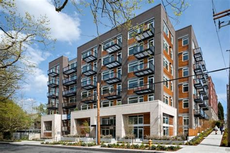 Appartment Seattle by Seattle Developer Builds Luxury Sustainable Apartments