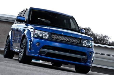 blue range bali blue range rover sport rs300 by kahn autoevolution