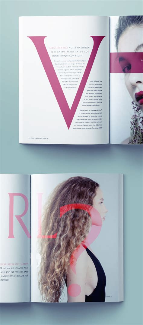 indesign cs5 templates free beautiful fashion magazine template for indesign free