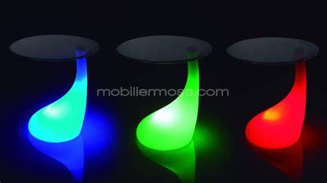 le chevet led table de chevet led
