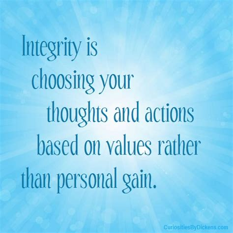 Integrity Quotes Honesty And Integrity Quotes Quotesgram