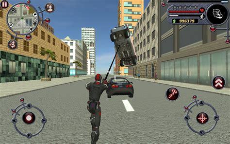 heroplay play online hero games rope hero android apps on google play