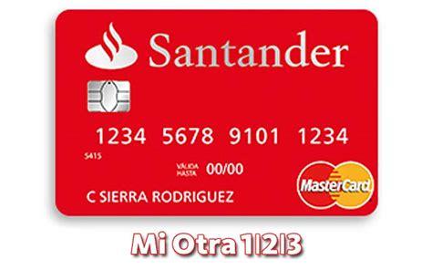 tarjetas banco santander como activar tarjeta de credito banco santander
