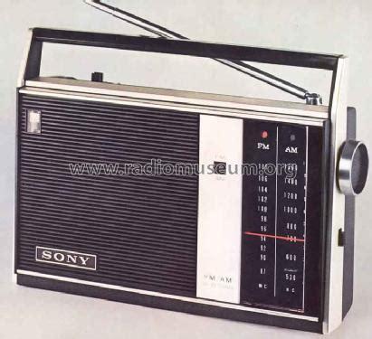 harga radio transistor sony fm am 9 transistor 6f 21wa radio sony tokyo build 1968