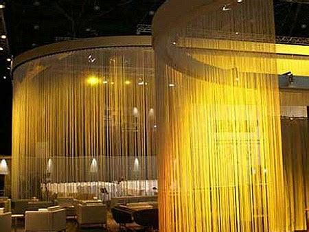 commercial room divider curtains gold string curtain we cut the size you need up to 21 ft