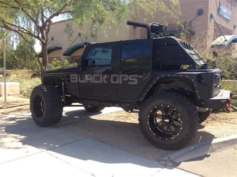 Jeep Black Ops Black Ops Jeep Jk Cars Rockcrawling And Cool Rides