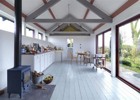how to make an art studio in your bedroom dotandbo blog expose beams under the roof pinterest