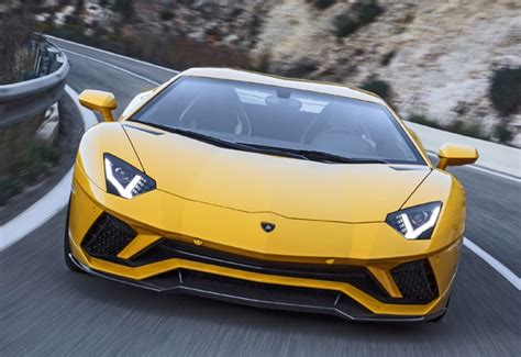 How Much Lamborghini Aventador This Is How Much The Lamborghini Aventador S Costs In Sa