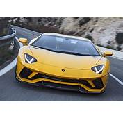 This Is How Much The Lamborghini Aventador S Costs In SA