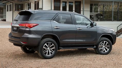 New Car Toyota Fortuner 2017 Toyota Fortuner Release Date Redesign And Interior