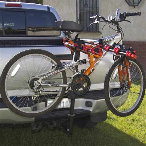 carrier for bike bike rack 4 bicycle hitch mount carrier car truck auto 4 bikes new ebay