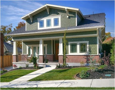 exterior home design one story bungalow home exterior designs one story ranch home