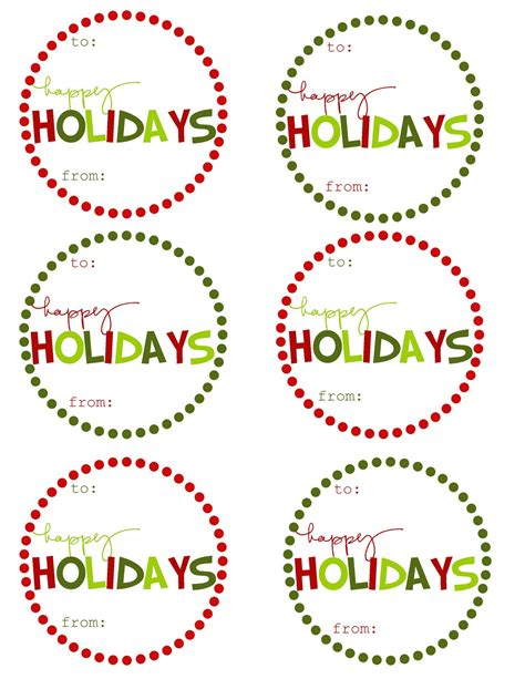 printable christmas gift tags to make mommy by day crafter by night free printable christmas